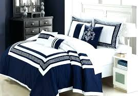blue and white striped comforter navy blue and white bedding white bedding target photo ideas duvet blue and white striped comforter