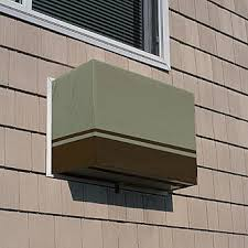 Classic Accessories Villa Small Window Air Conditioner Cover