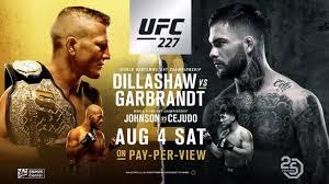 UFC 227 Staff Predictions