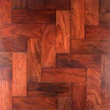 reclaimed original rhodesian teak woodblock wood block parquet floor flooring