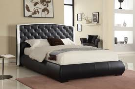New Tufted Upholstered Bed Lustwithalaugh Design Black Tufted