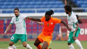 ملخص مباراة السعودية * ساحل العاج 1-2 في أولمبياد طوكيو-مباراة قوية جدا -  YouTube