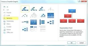Free Org Chart Maker Formswift 59 Symbolic Microsoft Word 2010 Organizational Chart Template