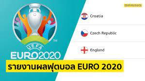 ตารางคะแนนยูโร 2020 ตารางบอล ผลบอลยูโร UEFA EURO 2020 รายงานสด