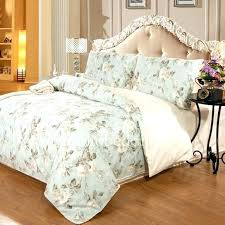 crazy artsy duvet covers bedding sets queen green fl beautiful cotton size