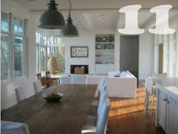 rustic modern dining table. this rustic modern dining table b