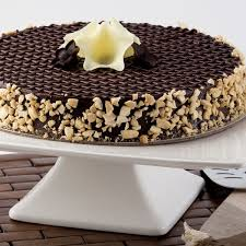 Chocolate Chip Brownie Cake Order Online Delhi Home Delivery