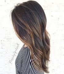 Caramel Balayage On Brown Hair Hair In 2019 Balayage Brunette
