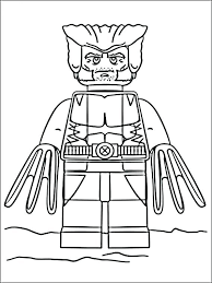 Lego Superhero Coloring Pages Marvel Heroes Coloring Pages 8 Super