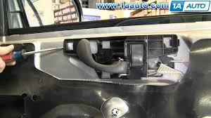 how to install replace interior door handle chevy s10 pickup truck gmc s15 sonoma 1aauto you