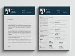 Resume Cv Template Psd Therpgmovie