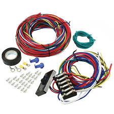 dune buggies zeppy io empi 9466 vw dune buggy sand rail baja universal wiring harness fuse box