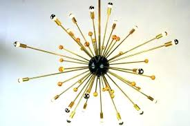 full size of sputnik chandelier in black gold and orange from 2 light 8 lights brushed