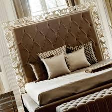 Silver Leaf Bedroom Furniture Designer Italian Ornate Baroque Silver Leaf Bed Juliettes