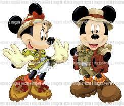 Minnie Mouse Minnie Safari Png - Novocom.top