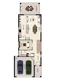 small lot house plans narrow home builders perth wa melbourne