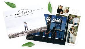 Personalized Save The Dates Wedding Invites Magnetstreet