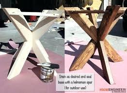 pedestal table base diy round table base diy dining table pedestal base