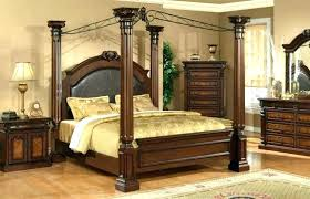 Full Size Canopy Bed Full Size Canopy Bed For Boy Full Size Canopy ...