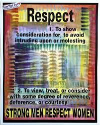 Respektieren Sie Frauen 11 X 14 Feministische Inspirierend Etsy
