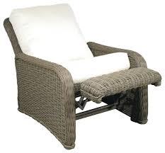LaZBoy Carson Luxury Outdoor Recliner Chair With Cushion Luxury Recliner Chair Cushions