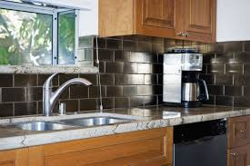 Kitchen Tiling Kitchen Tile Backsplash Tricks For Dealing With Appliances Outlets