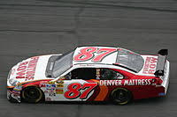 furniture row nascar. the no. 87 of kenny wallace furniture row nascar s