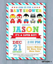 Free Birthday Invitations Templates For Kids Extraordinary Printable Superhero Invitation Templates With Lovely Sample For