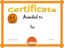 Halloween Costume Awards Free Halloween Costume Awards Customize Online Instant Download