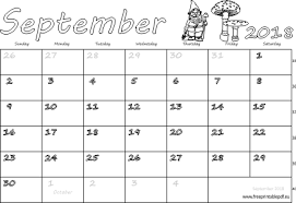 blank 2018 calendar september 2018 monthly calendar blank us uk free printable pdf