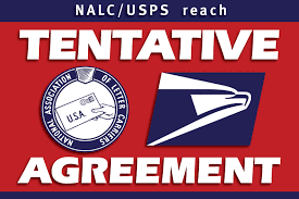 Tentative National Agreement Is Reached National