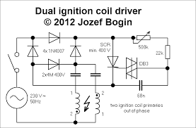 dual ignition coil driver jozef bogin jr dual ignition coil driver schematic