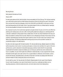 Sample Letters Of Recommendation For Coworker Barca
