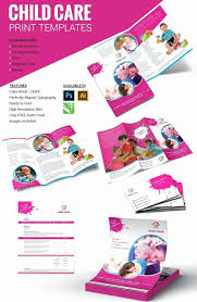 Samples Of Daycare Flyers Day Care Center Brochure Template Child Sample Know Your