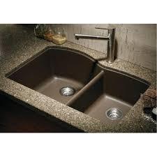 Blanco Kitchen Faucet Reviews Blanco Diamond 32 X 19 Bowl Undermount Kitchen Sink Reviews