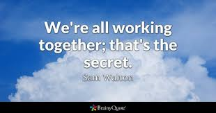 Community Service Quotes 67 Wonderful Working Together Quotes BrainyQuote