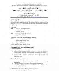 Does A Resume Need An Objective Hr Resume Objective Sample Human Resources Executive Writing For 57