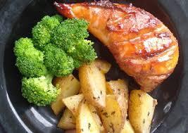 Resep ini juga bisa jadi pilihan menu saat bosan menyantap sayuran. Langkah Mudah Untuk Membuat Ayam Panggang Teflon Potato Wedges Menu Diet Yang Lezat Sekali Aneka Ragam Resep