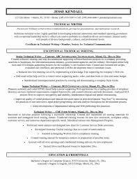 Technical Writer Resume Sample Best Of Report Writer Resume New