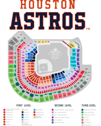 Astros Seating Chart 2017 Minute Maid Park Seat Map Map Of Garden