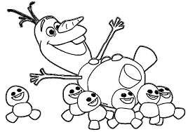 Small Picture Frozens Olaf Coloring Pages Best Coloring Pages For Kids