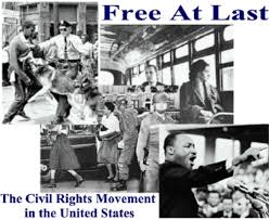 「the African American civil rights movement」の画像検索結果
