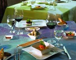 Dishes for restaurant design Paris, professional catering crockery