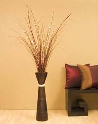 ... Charming Natural Black Bamboo Material Cheap Floor Vases Suitable For  Living Room Affordable Decoration Cream Wall ...
