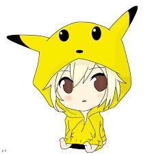 anime chibi pikachu drawing. Fine Chibi Chibi Pikachu Girl By Geoffery10 For Anime Drawing O