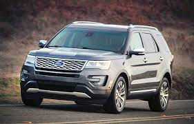 2018 ford grill.  2018 2018 ford explorer towing capacity forum throughout grill