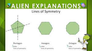 4th Lines Of Symmetry Regular Polygons 4th Grade Education Galaxy