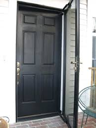 black front door with sidelightsFront Doors  Front Door Ideas Privacy Screen For Glass Front Door