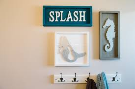 Nautical Bathroom Decorations Nautical Bathroom Decor The Wood Connection Blog