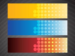 free banner backgrounds vector banner graphics vector art graphics freevector com